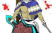 Cómo colorear digitalmente tu personaje de manga, anime o cómic