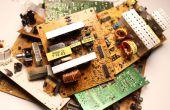 Cómo obtener gratis PCB de viejo computadoraHardware
