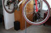 BRICOLAJE reparar soporte bicicleta