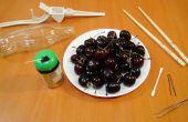 Top 5 alimentos vida Hacks - como hoyo de la cereza
