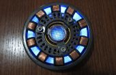 Hierro hombre Arc Reactor Video tutorial, DIY usable
