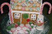Más fácil casa de pan de jengibre MINI -