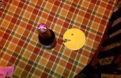 Abrelatas de botella del PAC-man