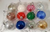 Adornos de Navidad DIY uñas