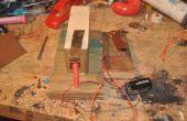 Simple llave telegráfica y sonda