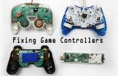Arreglar cualquier regulador del juego Video