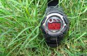 Militarizar el reloj G-shock