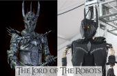 Cómo construir Sauron el Señor de los Robots
