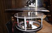 Controlador de onda mecánica para la placa de Chladni