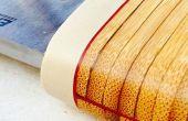 Manija de bambú reciclado