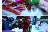 Eco-florero bricolaje (Simple)