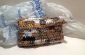De abarrotes bolsa Plarn de lápiz caso (y más)