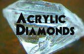 Diamantes de acrílico