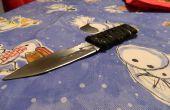 Mi primer intento de un cuchillo!