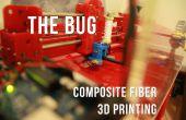Impresión 3D compuesto de fibra (el insecto)