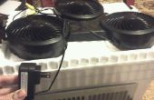Beer cooler air conditioner