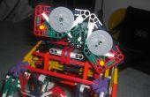 Cabeza de Knex Wall-E