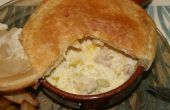 Crema de pollo y puerro Pot Pies