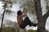Cómo subir un árbol (con prussiks!)