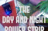Tira de la energía en el día y la noche!: toma de corriente sensible A la luz