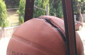 Bolsa de reciclado baloncesto