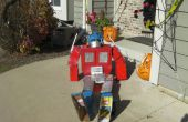 Optimus Prime Coustume