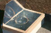 Aprovechar el sol: el mejor Horno Solar