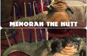 Cómo (no) construir una menorá el Hutt