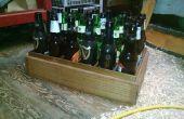 Esenciales para la mejor cerveza caja diseño