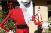 Casa de pesadilla antes de Navidad