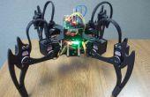 Robot cuadrúpedo de Arduino