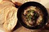 Última Base de sopa y unos ejemplos aguados