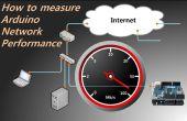 Cómo medir el rendimiento de la red de Arduino