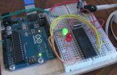 Arduino + discurso Vintage chip