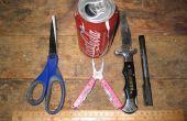 Cómo hacer un alcohol/bolsillo mini estufa