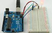 RGB LED serie Control Arduino