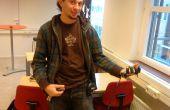 Cómo construir una guitarra de aire con el Arduino, también conocido como la guitarra de AIRduino