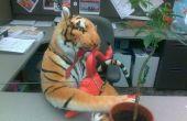 Cubículo tigre ataca de nuevo!