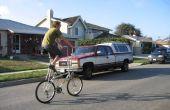 Construir una bicicleta alta mejor