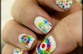 Uñas de grabado del laser: crear hermoso, intrincado, colorido de uñas la forma fácil de