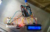 Arduino DS3231 RTC reloj