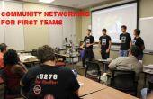 Comunidad redes para equipos de primera