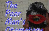 Otamatone del pobre