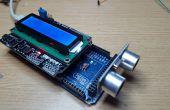 Mega 2560 LCD compacto ultrasónico