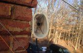 Antena interior / al aire libre pajarita