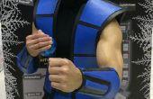 """Cómo hacer un Mortal Kombat: traje de """"Cero"""""""