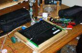 Plataforma robótica LaptopWheels