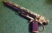 "Nerf - ""Solodart"" construido de rasguño Blaster"