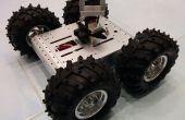 4WD todo terreno Arduino Robot para todos