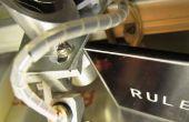 Nivelación láser de corte Z-table